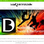 Dancebites   Academy of Dance   Performing Arts