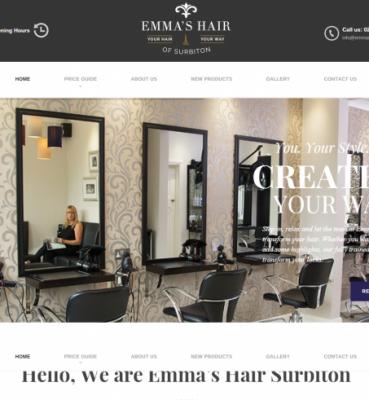 Emma's Hair Surbiton