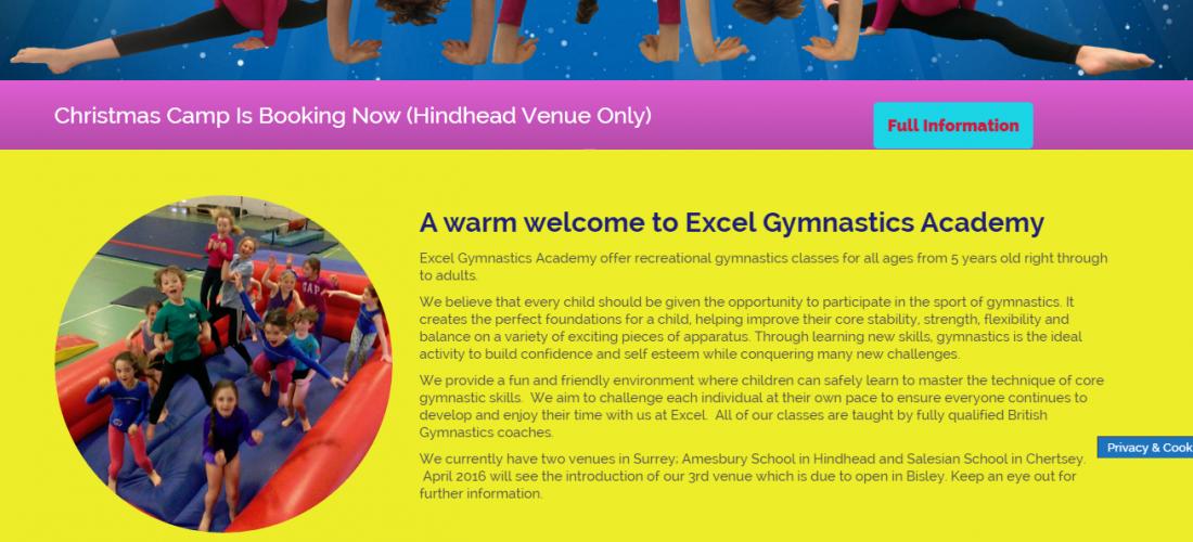 Excel Gymnastics