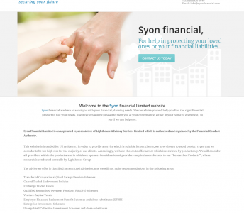 Syon Financial