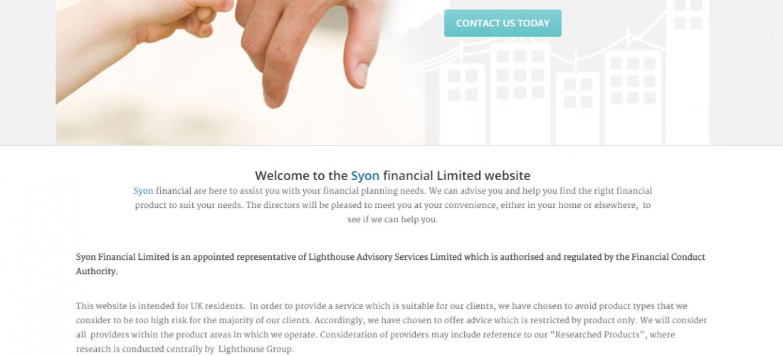 Syon Financial