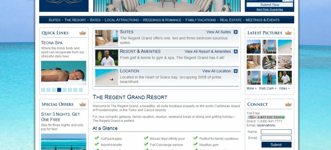 The Regent Grand Resort