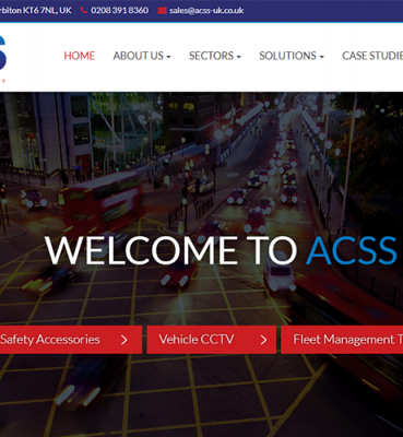 AC Security Services – Vehicle CCTV